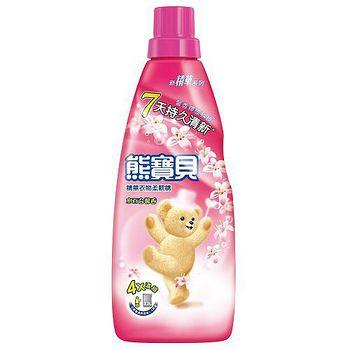 熊寶貝精華水百合馨香800ml