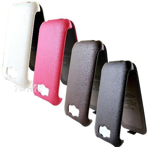 HTC Sensation XL /感動 XL 荔枝紋 真皮(牛皮)下掀式/翻蓋式 手機皮套