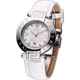 VERSACE 凡賽斯 雅典娜時尚腕錶(68Q99SD498S001)白色