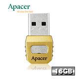 Apacer宇瞻 16GB AH152 黃蜂碟 USB3.0迷你碟