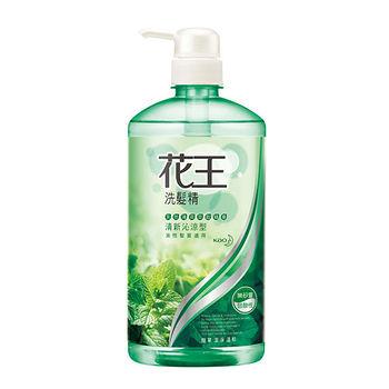 花王洗髮精-清新柔涼型750ml