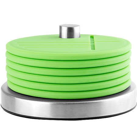 《ZONE》Coasters 原色杯墊6入組(綠)
