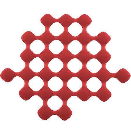 《ZONE》Mesh 網狀隔熱墊(紅)