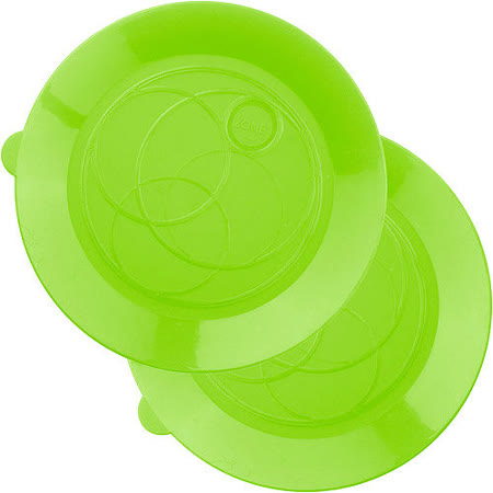 《ZONE》Vacuum 大吸盤隔熱墊組(綠2入)