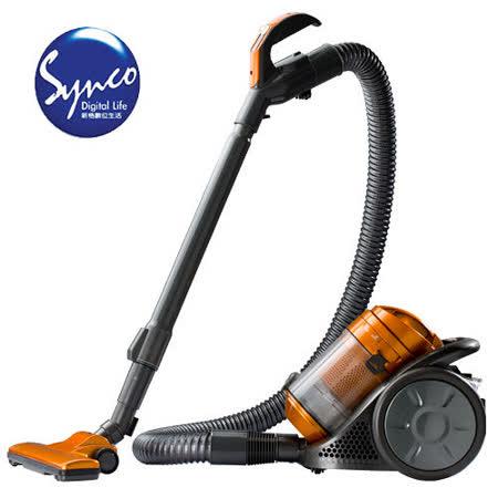 【新格】超級犀利吸塵器SVC-1000H買就送韓國製塵璊刷頭