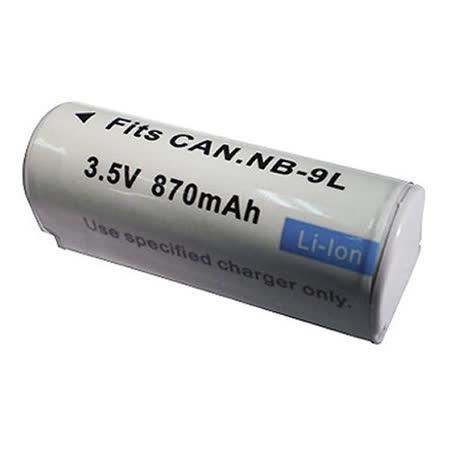 CANON NB-9L 專用電池 870mAh
