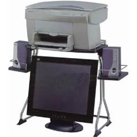 豪華液晶螢幕上方置物架(附喇叭座) ( CK-MA-06 )