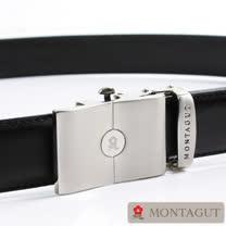【MONTAGUT】夢特嬌自動扣紳士皮帶75403A