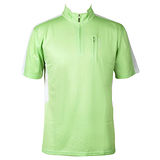 LACOYA  男短袖立領POLO衫(AP118-3綠)