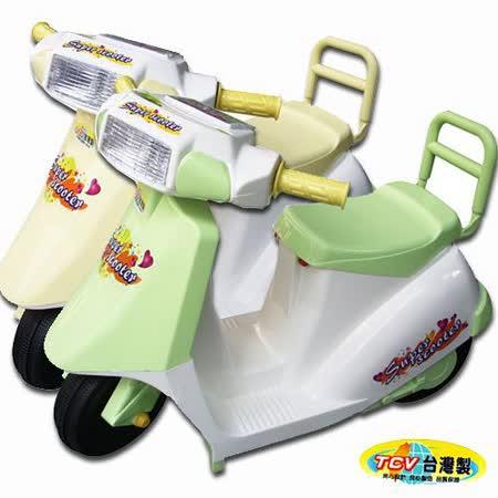 【久達尼】速克達電動摩托車 ( 綠 / 黃 )