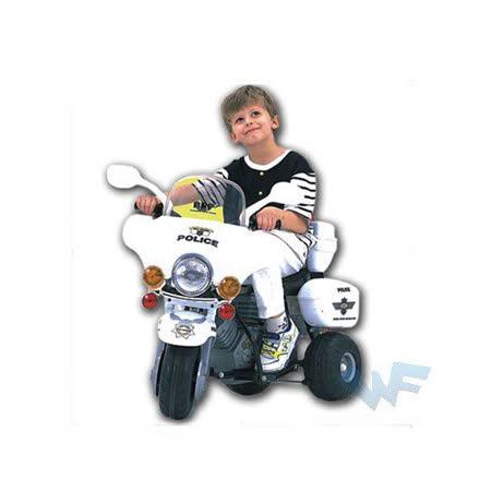 【久達尼】超級警察摩托車