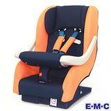 【EMC】全護型汽車安全座椅-橘色