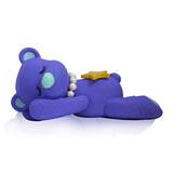 DECOPPIN可愛動物造型耳機防塵塞SLEEP BEAR