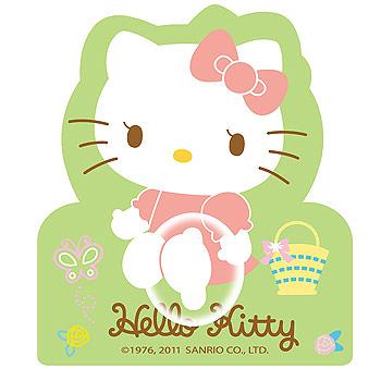 【Hello Kitty】3T隨你貼神奇無痕掛勾6入組
