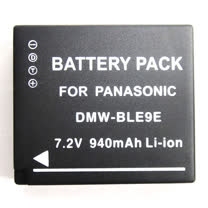 PANASOINC BLE9E 專用鋰電池