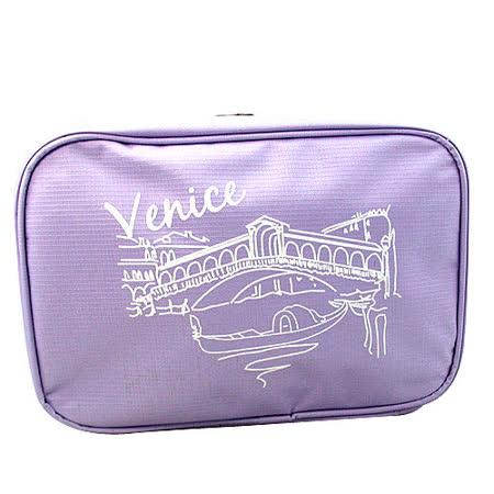 【iSFun】旅行專用*多袋收納盥洗包
