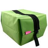 【iSFun】旅行專用*防水收納鞋袋/綠