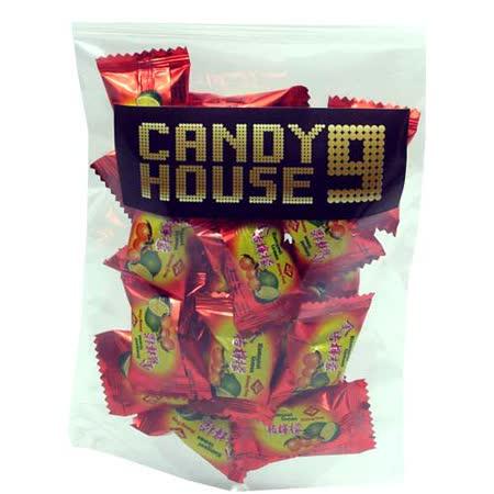 《CANDY HOUSE 9》金桔檸檬糖(100g)