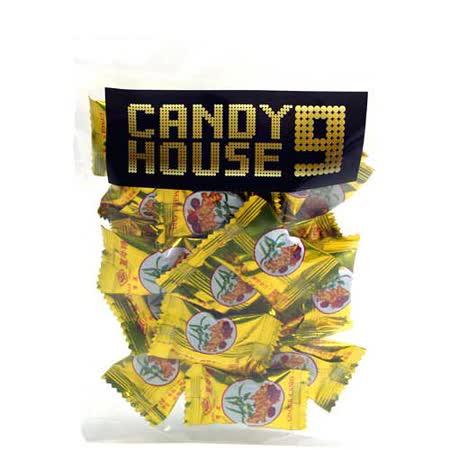 《CANDY HOUSE 9》薑母糖(100g)