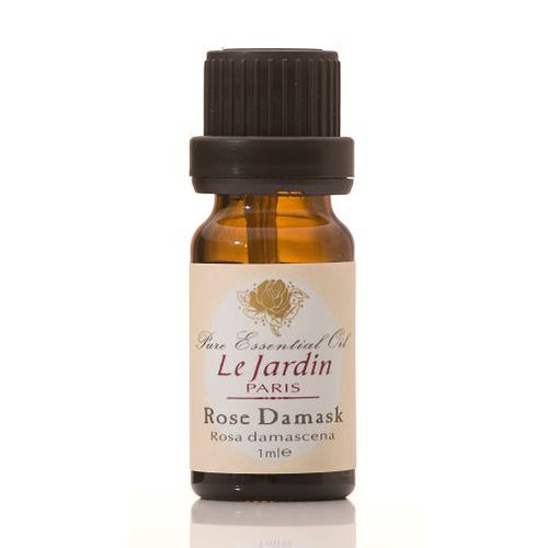 Le Jardin單方《大馬士革玫瑰》精油-1ml