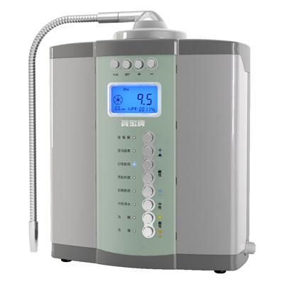 [賀眾牌]桌上型活性氫電解水機 UA-6502JS-1