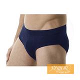 [宜而爽] 時尚舒適型男彩色羅紋三角褲6件組