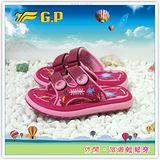 【GP】新款休閒舒適系列快樂童拖鞋-G6299B-45(桃紅色)共二色