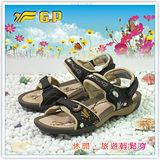【G.P】新潮夢幻美鞋~立體雕花設計時尚超美涼鞋G7222W-30(咖啡色)共三色