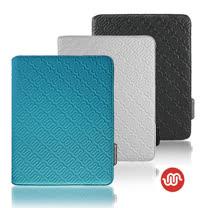 黑貝殼「X戰警」iPad2支架式智能喚醒保護皮套(共三色)