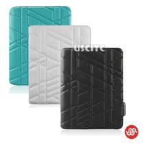 黑貝殼「X特務」iPad2支架式智能喚醒保護皮套-共三色(BHD-BXIPAD206)