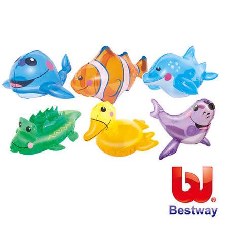 (購物車)《購犀利》美國品牌【Bestway】12吋水中充氣玩具-多款造型隨機出貨