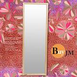 BuyJM 茉莉和風實用全身壁鏡