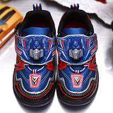 【童鞋城堡】變形金剛柯博文LED電燈運動鞋{台灣製造}TF5159