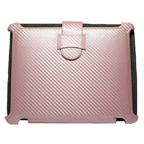 iPad專用多功能保護套(粉紅)
