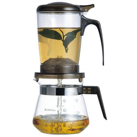 【丞漢】快速沖泡壺(玻璃杯)/咖啡兩用沖泡壺