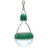防潑水太陽能充電超白光4LED光控緊急照明燈(JD-886)