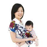 Una 背巾~無環哺乳嬰兒揹巾 ☆╮南洋戀曲╭☆S/M/L/XL/LL☆台灣製好品質