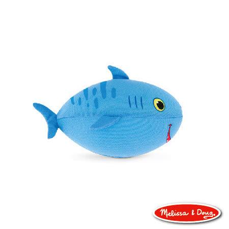 美國 Melissa & Doug 卡通造型水上橄欖球 - 鯊魚斯巴克