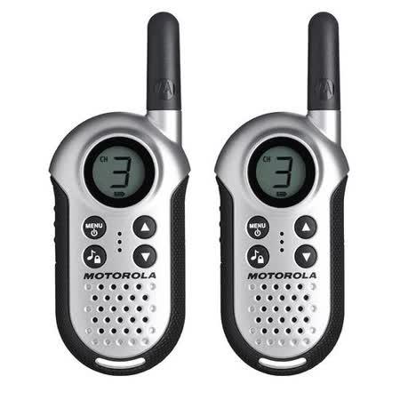 MOTOROLA TLKR T4 無線電對講機0.5W[一組2入]