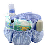 【iSFun】多袋設計*雙面萬用包中袋