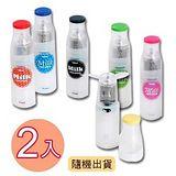 【Minifan】牛奶瓶造型小風扇(2入)