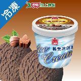義美冰淇淋-巧克力500g(桶冰)