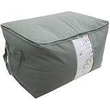 收納高手竹炭加高型60X39棉被衣物收納整理袋(130L)