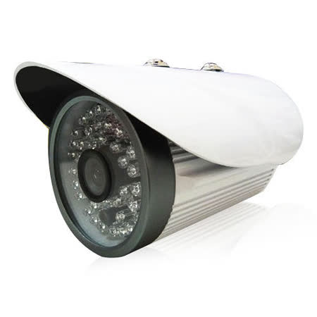 SCJ-SONY晶片夜視48燈防水機夜視紅外線監視器