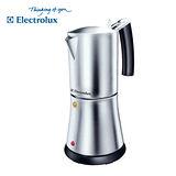 Electrolux瑞典伊萊克斯摩卡咖啡壺MCM100T送#304不鏽鋼真空運動瓶