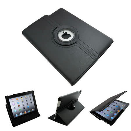L5多功能new ipad(ipad3)旋轉保護皮套