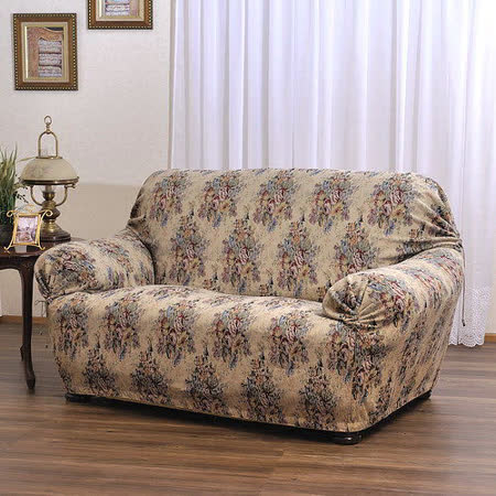《格藍傢飾》芮蒂朵彈性沙發便利套(2人座)