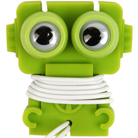 《KIKKERLAND》Robo 捲線器耳機