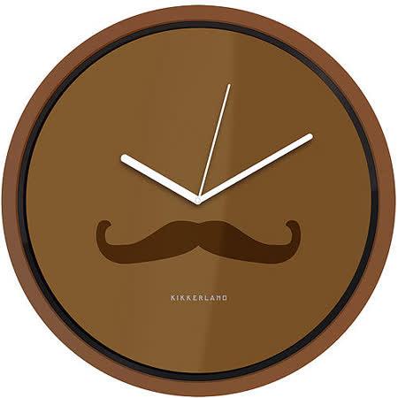 《KIKKERLAND》Hi 翹鬍子時鐘
