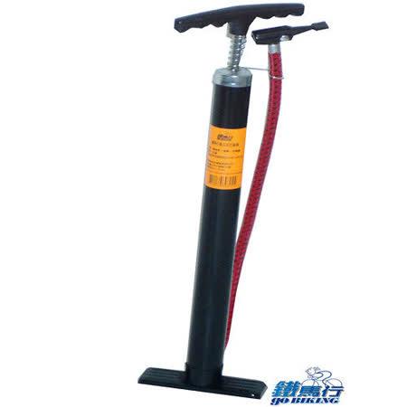 鐵馬行直立式打氣筒-台灣製造